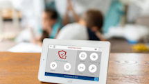 ADT's Command tablet is the new center of its home security system