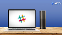 AOL's Alto email Dashboard adds Alexa and Slack integrations