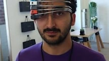 Caption contest: Google Glass explorer takes virtual vision to a whole new level