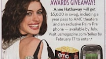 Celebrity Nerds: Anne Hathaway's getting a Palm Pre