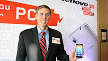 Lenovo exec on why you're probably not using one of his phones... yet