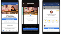 Facebook gives creators more ways to make money