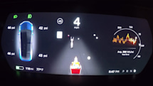 Tesla 'Santa Mode' Easter egg turns your EV into a winter wonderland