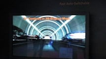 Samsung shows off 55-inch glasses-free 3D TV prototype