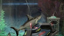 Liquidware team crafts laser tripwire that tweets intruder alerts, keeps fake sharks at bay (video)