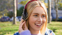 JBL says its solar-powered headphones deliver 'unlimited' listening