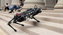 MIT's Cheetah robot doesn't need eyes to climb, run and jump