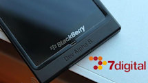 RIM taps 7Digital to power official BB10 music store
