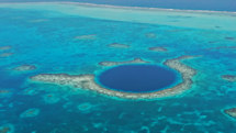 Take a trip to the depths of the world's biggest underwater sinkhole