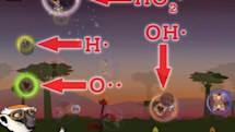 Appsterdam's Mike Lee returns with Lemurs Chemistry: Water game for iOS