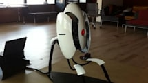 Valve taunts us with prospect of official Portal 2 sentry turret replica (video)