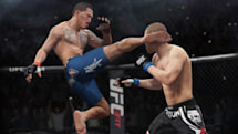 'EA Sports UFC' looks to bring out the mixed martial arts fighter in you