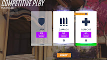 'Overwatch' test lets you pick and queue for a specific hero class