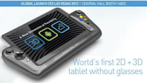 WikiPad ties up glasses-free 3D with game controls, all in a happy Android ICS package