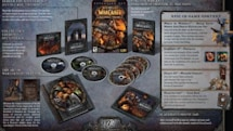 Check out Warlords of Draenor's collector's edition