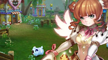 Cute adventures in Alfheim Tales Online begin November 26th