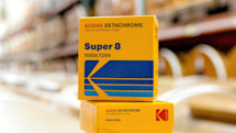 Kodak's retro Ektachrome film arrives after a long wait