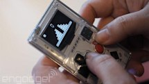 Experience dysentery on an Arduino-powered 'Gameboy'