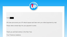 Jawbone Up refunds start rolling out, feel free to keep your bricked band (or not)