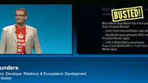 RIM indulges in some 'myth busting' at BlackBerry DevCon Europe