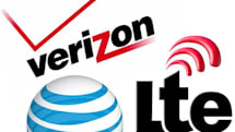 AT&T says Verizon's first LTE phone is 'going to be a fat brick'
