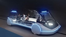 Las Vegas taps Elon Musk's Boring Company for transport project