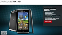AT&T Atrix HD priced at $99: coming July 15 (video)