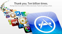 Apple's App Store hits 10 billion downloads (update: we have a winner)