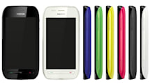 Nokia outs colorful 603 handset, coupled with NFC-equipped Luna Bluetooth headset