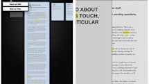Video App Demo: Daedalus Touch