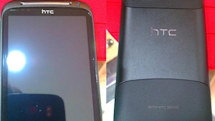HTC's flagship Android spotted again with 2.2.1 OS and unibody design