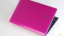 ASUS Eee PC Seashell 2 spotted with removable battery, pretty in pink styling