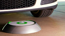 Evatran's Plugless Power wireless EV charger gets smaller, conscripts Chevy Volts for testing