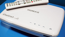 Freesat's latest set-top box can store up to 2TB of TV