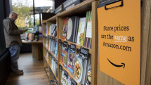 Amazon's retail plans could include a lot more than books
