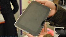 Quanta's 7-inch Android tablet dummy spotted at CES