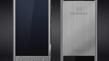 Android smartphone made of solid titanium now available for $1,800