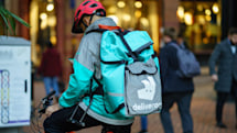 UK regulator opens probe into Amazon's Deliveroo stake