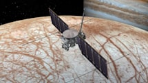 NASA confirms mission to Jupiter's moon Europa