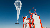 Alphabet's internet balloons have spent a million hours in the stratosphere
