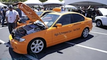 Electric Motor Werks hands-on at Maker Faire (video)