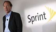 Sprint CEO eyes more spectrum deals after buying Clearwire