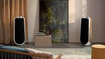 B&O's $40k speakers look surprisingly normal