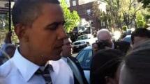 President Obama test drives a Sphero on Boulder visit