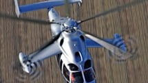 Eurocopter X3 hybrid sets new speed record of 430km/h, readies for next search and rescue mission