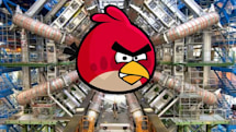 Rovio and CERN teaming up on education: hopefully the Angry Birds help us this time [update]