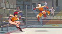 Fighting game's 'useless' add-ons help its creators