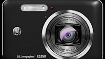 GE unveils the geotagging 10 megapixel E1050, eight other new cams