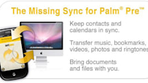 Mac version of Missing Sync for Palm Pre goes gold, available now