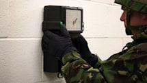Sprint radar imaging system peeps inside walls, floors to detect bombs, tell-tale hearts